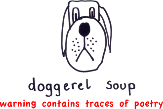 doggerel soup by Anthony Fallon